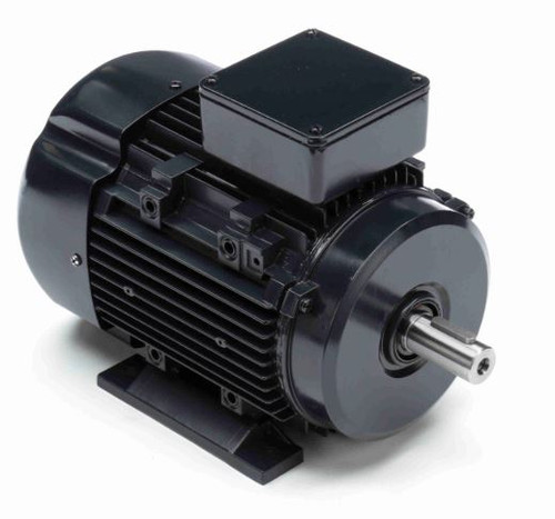 R321A Marathon 3 hp 2.2 kw 3600 RPM 90L Frame 230/460V Marathon Electric Metric Motor