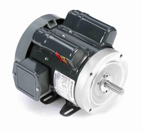 E255 Marathon 1/3 hp 1800 RPM 56C Frame TEFC 100-120/200-240V Marathon Electric Motor