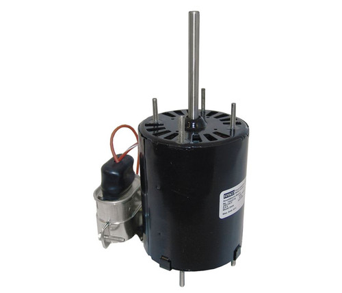 "Fasco D404 Motor | 1/10 hp 3200 RPM 3.3"" Diameter 208-230 Volts (ITT Reznor)"