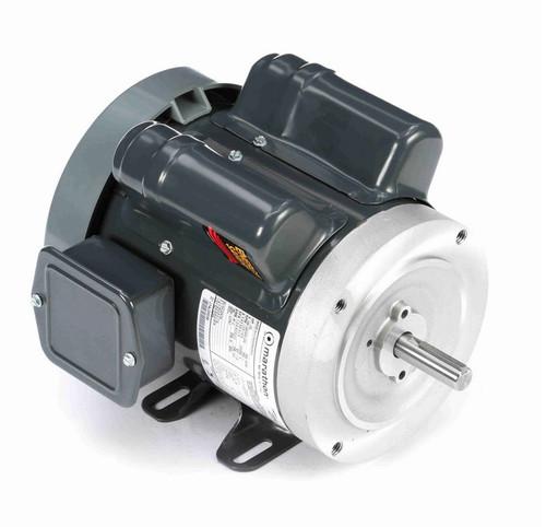 E266 Marathon 1/2 hp 1800 RPM 56C Frame TEFC 100-120/200-240V Marathon Electric Motor