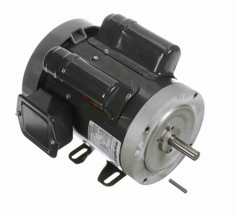 EG273 Marathon 3/4 hp 1800 RPM 56C Frame TEFC 100-120/200-240V Marathon Electric Motor