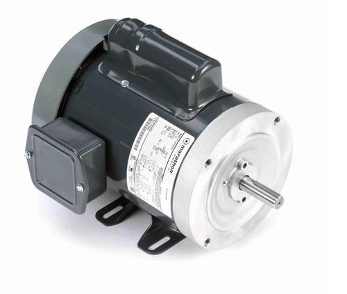 C1425 Marathon 3/4 hp 1800 RPM 56C Frame TEFC 115/208V Marathon Electric Motor