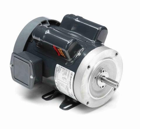 EG282 Marathon 1 hp 1800 RPM 56C Frame TEFC 100-120/200-240V Marathon Electric Motor