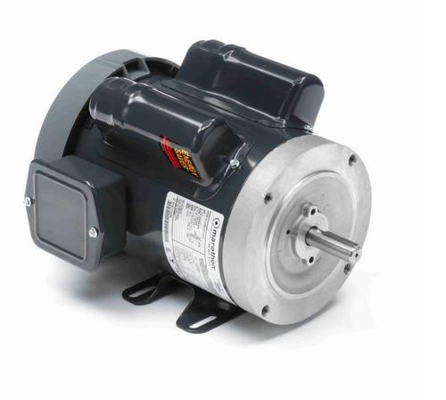 EG284 Marathon 1 hp 1800 RPM 56C Frame TEFC 100-120/200-240V Marathon Electric Motor
