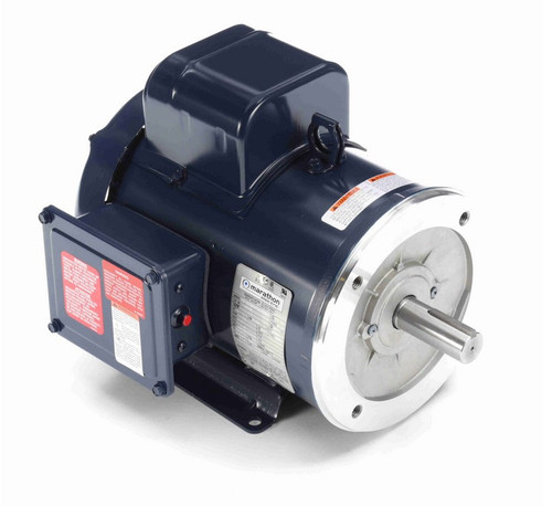 I314A Marathon 3 hp 1800 RPM 184HC Frame TEFC 230V Marathon Electric Motor
