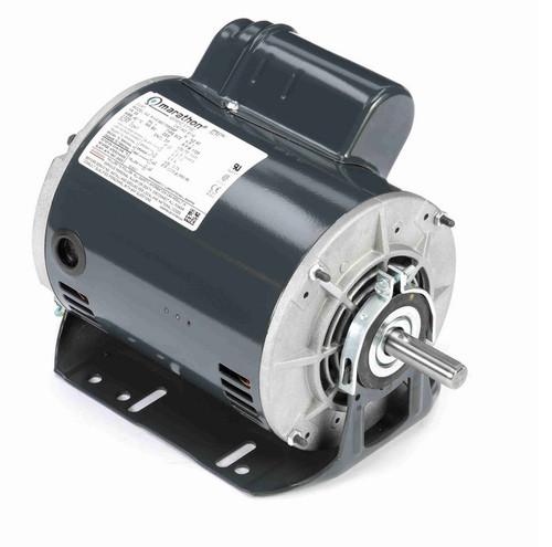 D311 Marathon 1/2 hp 3600 RPM 56C Frame TEFC 115/208-230V Marathon Electric Motor