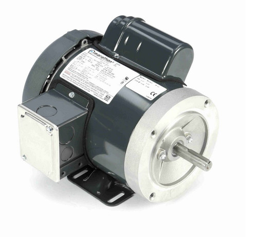 G571 Marathon 1/2 hp 1800 RPM 56C Frame TEFC 115/208-230V Marathon Electric Motor