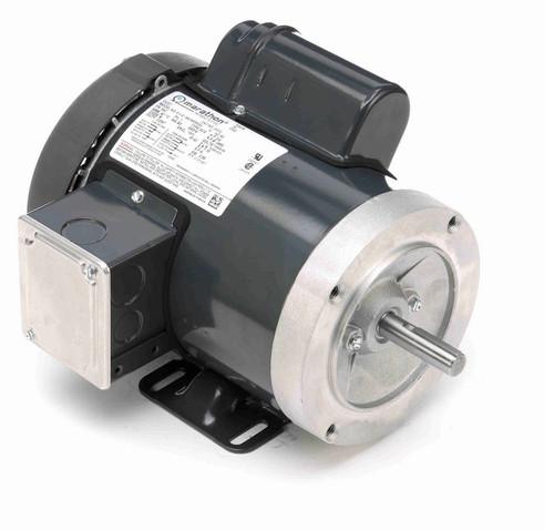MD312 Marathon 3/4 hp 3600 RPM 56C Frame TEFC 115/208-230V Marathon Electric Motor