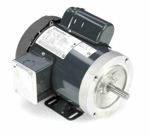 G572 Marathon 3/4 hp 1800 RPM 56C Frame TEFC 115/208-230V Marathon Electric Motor