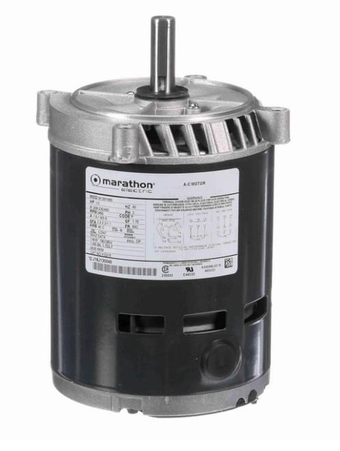 KG215 Marathon  56C Frame ODP (no base) 208-230/460V Marathon Electric Motor