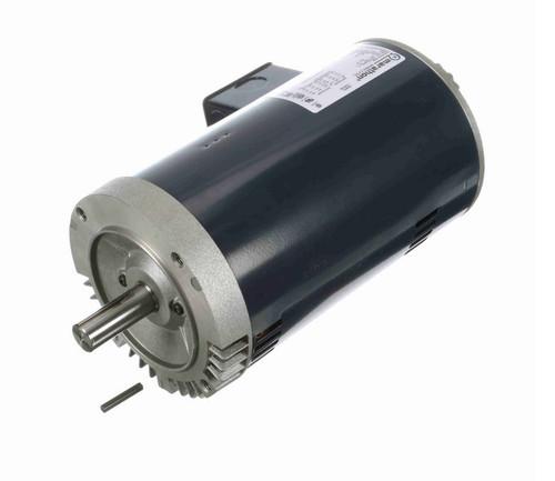 K2018A Marathon 1 1/2 hp 3600 RPM 3-Phase  143TC Frame ODP (no base) 230/460V Marathon Motor