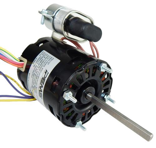 "PD1127 Evaporative Cooler Motor 1/12-1/20 hp 1550 RPM 1-Speed 115/208-230V; 3.3"""