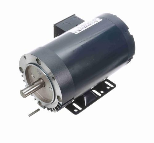 K1311A Marathon 2 hp 3600 RPM 3-Phase 56C Frame ODP (w base) 230/460V Marathon Motor
