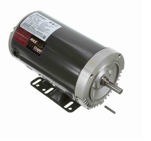 2 hp 1800 RPM 3-Phase 56C Frame ODP (w base) 230/460V Marathon Motor # K648A