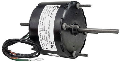 "Model 16 Century 1/100 hp 1550 RPM CW 3.3"" Diameter 115V Century # 16"