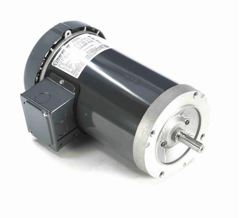 G541A Marathon 1 1/2 hp 1800 RPM 3-Phase 56C Frame TEFC (no base) 230/460V Marathon Motor