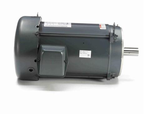 C205B Marathon 7 1/2 hp 3600 RPM 3-Phase 213TC Frame TEFC (no base) 230/460V Marathon Motor