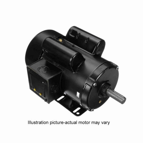 FDU32CM2P14 Nidec | 1.5 hp 1800 RPM 143T Frame 115/230V (Farm Duty) Ulta High Torque Nidec Electric Motor