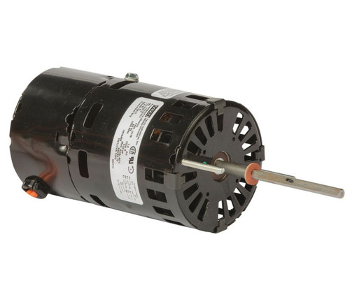 "Fasco D455 Motor | 1/30 hp 3000 RPM CCW 3.3"" Diameter 115/230 Volts (Carrier)"