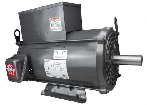 D7C2K21 Nidec | 7.5 hp 1800 RPM 215T Frame 230V Open Drip Nidec Electric Motor