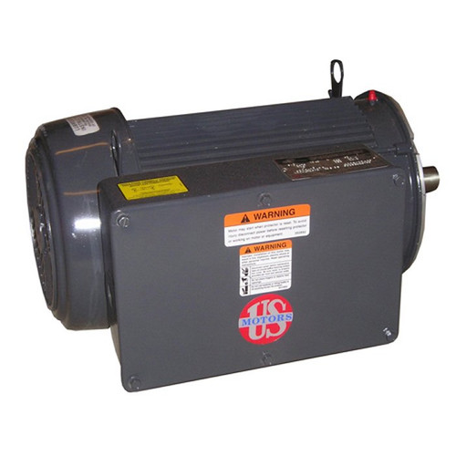FDU10CM2K21C Nidec | 10 hp 1800 RPM 215TC Frame 230V (Farm Duty) Ulta High Torque Nidec Electric Motor
