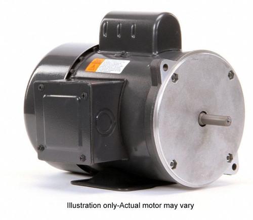 FD12CM2PZY Nidec | 1/2 hp 1800 RPM 56Y Frame TEFC 115/230V Nidec Electric Auger Drive Motor