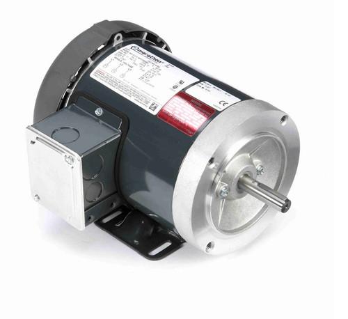 K705 Marathon 1/2 hp 1800 RPM 3-Phase  56C Frame TEFC (base) 575V Marathon Motor