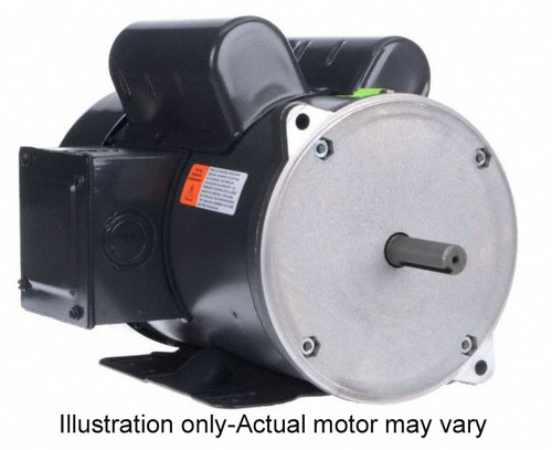 FD32CM2PHZY Nidec | 1 hp 1800 RPM 56Y Frame TEFC 115/208-230V Nidec Electric Auger Drive Moto