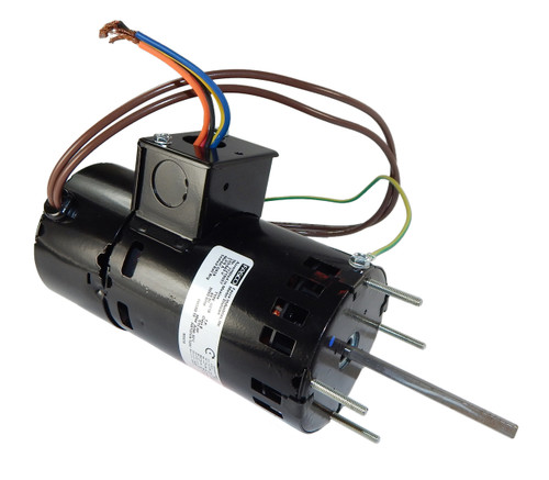 "Fasco D459 Motor | 1/15 hp 3000 RPM CW 3.3"" Diameter 230/460 Volts (Carrier Rheem Rudd)"