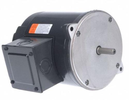 FD13BM2PZYR Nidec | 1/3 hp 1800 RPM 56Y Frame TENV 115/230V Nidec Electric Auger Drive Motor