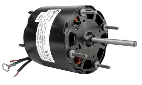 """1/40 hp 3000 RPM CW 3.3"""" Diameter 115V Century # 36"""