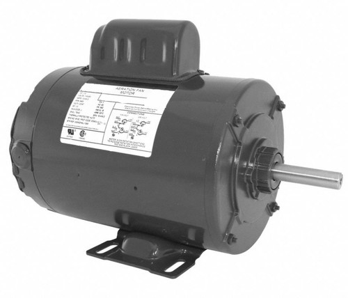 FD1CA1PZ Nidec | 1 hp 3600 RPM 56Z 115/230V Aeration Fan Motor