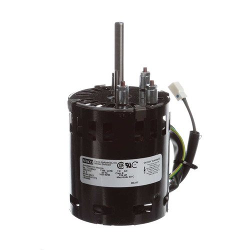 "Fasco D463 Motor | 1/30 hp 3000 RPM CW 3.3"" diameter 208-230 Volts (Carrier)"