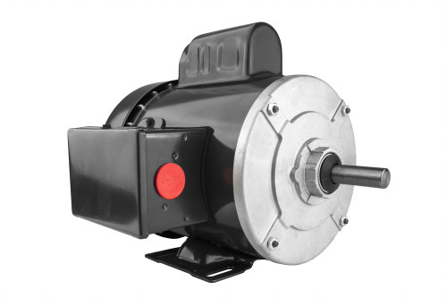 1/3 hp 1800 RPM 56 Frame TEFC (Farm Duty) 115/230V Nidec Electric Motor # FD13CM2P
