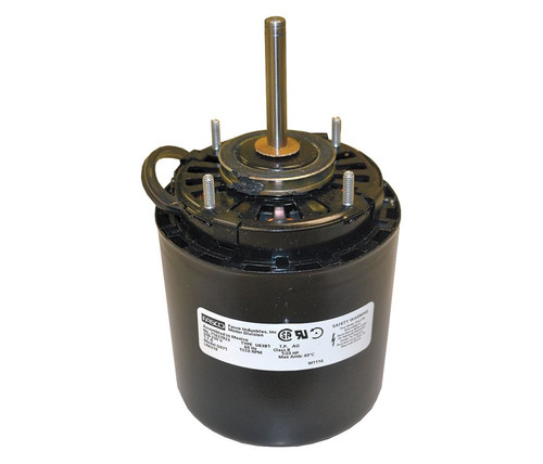"Fasco D471 Motor | 1/20 hp 1550 RPM CCW 3.9"" Diameter 208-230 Volts"