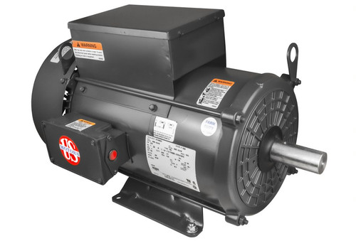 FD5CM2K21 Nidec | 5 hp 1800 RPM 213T Frame TEFC (Farm Duty) 230V