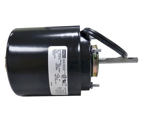 "Fasco D472 Motor | 1/20 hp 1550 RPM CW 3.9"" Diameter 115 Volts"