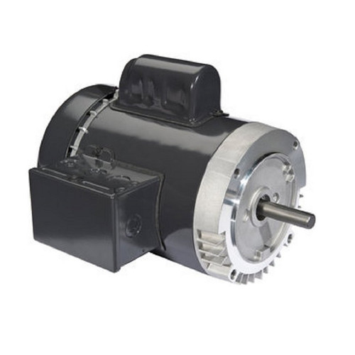 1 hp 1800 RPM 56C Frame (Farm Duty) 115/230V Nidec Electric Motor # FD1CM2PCR