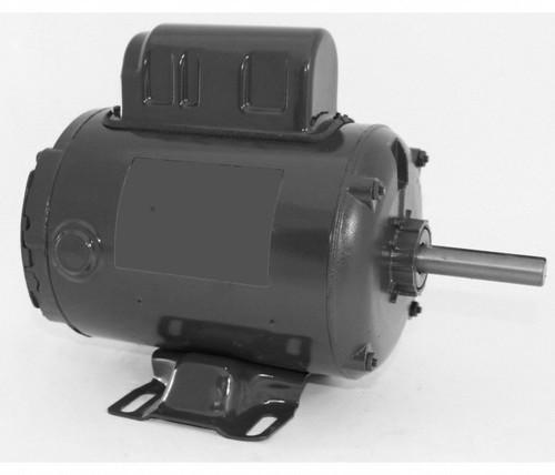 1/2 hp 900 RPM 115/230V; Poultry Fan Motor Nidec # FD12AA4P