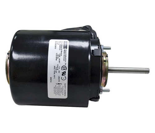 "Fasco D473 Motor | 1/20 hp 1550 RPM CCW 3.9"" Diameter 115 Volts"
