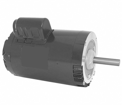 8101 Nidec | 1 hp 900 RPM 440-460V; Poultry Fan Motor