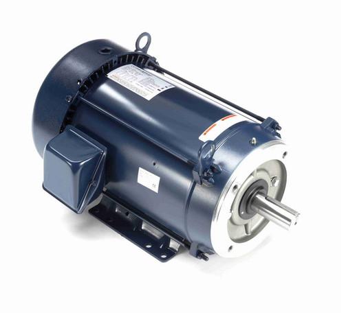 C390B Marathon 7 1/2 hp 1800 RPM 3-Phase 213TC Frame TEFC (base) 208-230/460V Marathon Motor