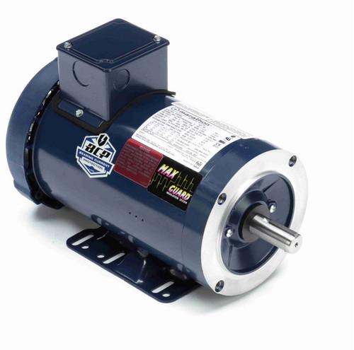 1 1/2 hp 1800 RPM 3-Phase  145TC Frame TEFC (base) 230/460V Marathon Motor # E2004A