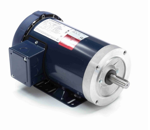 GT1406 Marathon 2 hp 3600 RPM 3-Phase 145TC Frame TEFC (rigid base) 575V Marathon Motor