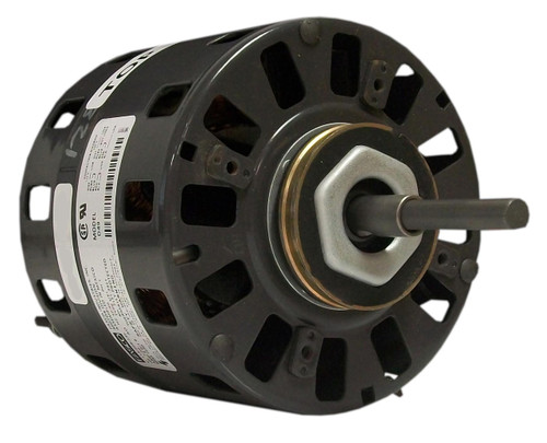 "Fasco D491 Motor | 1/10 hp 1050 RPM CCW 5"" Diameter 115/208-230 Volts"