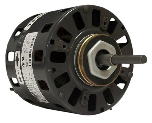 "Fasco D492 Motor | 1/15 hp 1050 RPM CW 5"" Diameter 115/208-230 Volts"