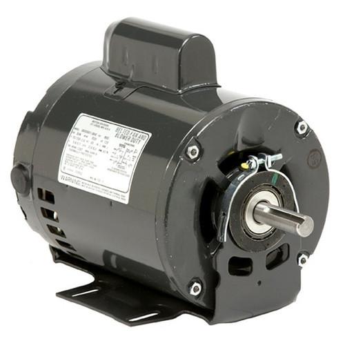 D12CPA2P49 Nidec | 1/2 hp 1800 RPM 48 Frame 115/230V Open Drip Nidec Electric Motor