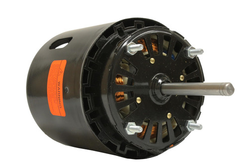 "Fasco D498 Motor | 1/15 hp 1550 RPM CW 3.9"" Diameter 460 Volts"