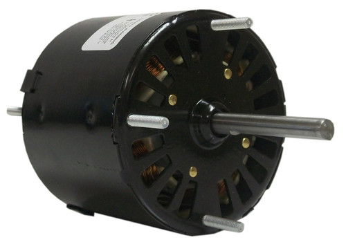 "Fasco D514 Motor | 1/30 hp 1500 RPM CW 3.3"" Diameter 115 Volts"