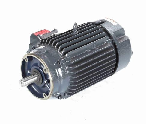 C305B Marathon 7 1/2 hp 3600 RPM 3-Phase 213TC Frame TEFC (no base) 230/460V Marathon Motor